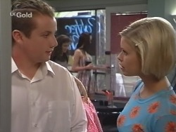 Toadie Rebecchi, Joanna Hartman in Neighbours Episode 2577