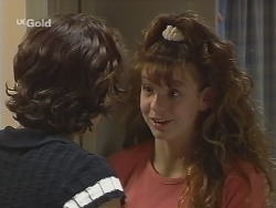 Georgia Brown, Hannah Martin in Neighbours Episode 2578