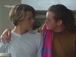 Billy Kennedy, Toadie Rebecchi in Neighbours Episode 2578