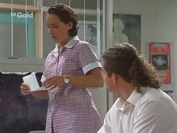 Georgia Brown, Toadie Rebecchi in Neighbours Episode 2578