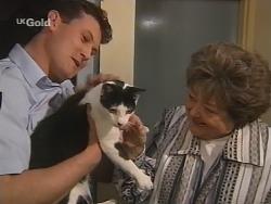 Colonel Parker, Marlene Kratz in Neighbours Episode 2579