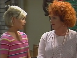 Joanna Hartman, Cheryl Stark in Neighbours Episode 2579