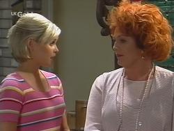 Joanna Hartman, Cheryl Stark in Neighbours Episode 2579