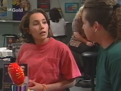 Georgia Brown, Toadie Rebecchi in Neighbours Episode 2580