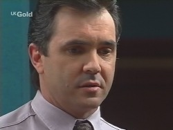 Karl Kennedy in Neighbours Episode 2580
