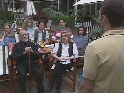 Stonie Rebecchi in Neighbours Episode 2580