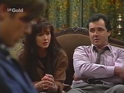 Malcolm Kennedy, Susan Kennedy, Karl Kennedy in Neighbours Episode 2580
