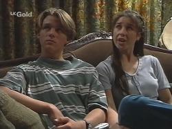 Billy Kennedy, Melissa Drenth in Neighbours Episode 2581