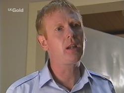 Constable Reg Barker in Neighbours Episode 2581
