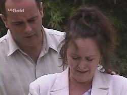 Philip Martin, Pam Willis in Neighbours Episode 2581
