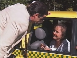 Karl Kennedy, Pam Willis in Neighbours Episode 2581