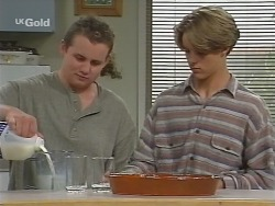 Toadie Rebecchi, Billy Kennedy in Neighbours Episode 2582
