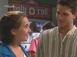 Georgia Brown, Rupert Sprod in Neighbours Episode 2582