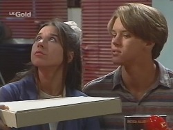 Melissa Drenth, Billy Kennedy in Neighbours Episode 2582