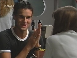 Rupert Sprod, Libby Kennedy in Neighbours Episode 2583