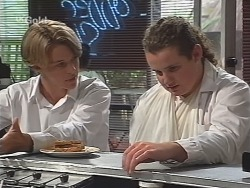 Billy Kennedy, Toadie Rebecchi in Neighbours Episode 2583