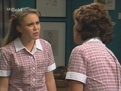 Libby Kennedy, Georgia Brown in Neighbours Episode 2583