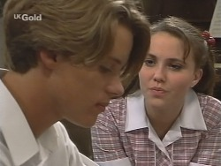 Billy Kennedy, Libby Kennedy in Neighbours Episode 2583
