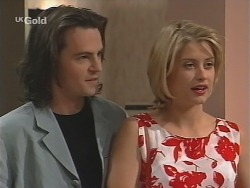 Ben Dalziel, Danni Stark in Neighbours Episode 2583