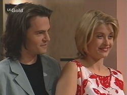 Ben Dalziel, Danni Stark in Neighbours Episode 2584
