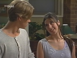 Billy Kennedy, Melissa Drenth in Neighbours Episode 2584