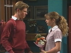 Lance Wilkinson, Hannah Martin in Neighbours Episode 2584