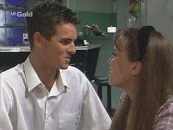 Rupert Sprod, Libby Kennedy in Neighbours Episode 2584