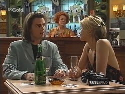 Ben Dalziel, Cheryl Stark, Danni Stark in Neighbours Episode 2584