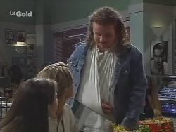 Melissa Drenth, Billy Kennedy, Toadie Rebecchi in Neighbours Episode 2584