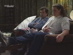 Karl Kennedy, Toadie Rebecchi in Neighbours Episode 2585
