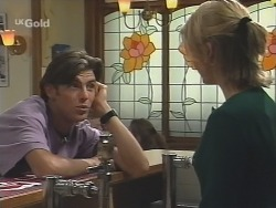 Malcolm Kennedy, Danni Stark in Neighbours Episode 2585