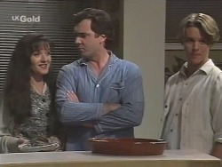 Susan Kennedy, Karl Kennedy, Billy Kennedy in Neighbours Episode 2585