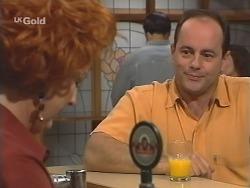 Cheryl Stark, Philip Martin in Neighbours Episode 2585