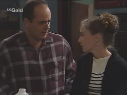 Philip Martin, Debbie Martin in Neighbours Episode 2586