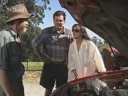Hugh Murphy, Karl Kennedy, Susan Kennedy in Neighbours Episode 2586