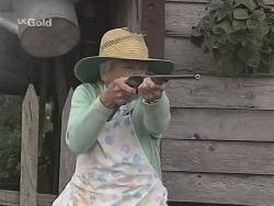 Edna Murphy in Neighbours Episode 2586