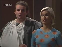 Toadie Rebecchi, Joanna Hartman in Neighbours Episode 2586