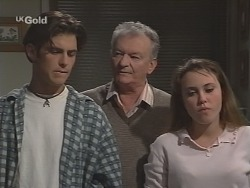 Malcolm Kennedy, Tom Kennedy, Libby Kennedy in Neighbours Episode 2586