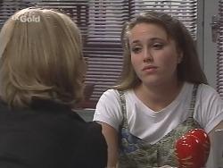 Danni Stark, Libby Kennedy in Neighbours Episode 2587