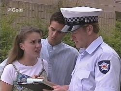 Libby Kennedy, Rupert Sprod, Police Officer in Neighbours Episode 2587