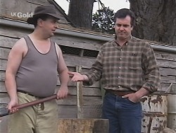 Jeffrey Murphy, Karl Kennedy in Neighbours Episode 2588