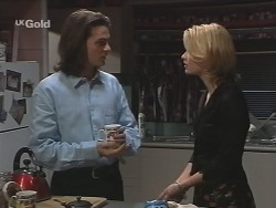 Ben Dalziel, Danni Stark in Neighbours Episode 2588