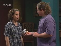Georgia Brown, Toadie Rebecchi in Neighbours Episode 2588