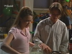 Libby Kennedy, Billy Kennedy in Neighbours Episode 2588