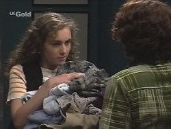 Debbie Martin, Georgia Brown in Neighbours Episode 2588