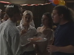 Billy Kennedy, Joanna Hartman, Melissa Drenth, Toadie Rebecchi in Neighbours Episode 2588