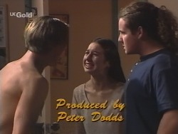 Billy Kennedy, Melissa Drenth, Toadie Rebecchi in Neighbours Episode 2589