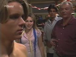 Billy Kennedy, Libby Kennedy, Malcolm Kennedy, Tom Kennedy in Neighbours Episode 2589