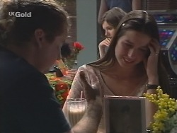 Toadie Rebecchi, Melissa Drenth in Neighbours Episode 2589