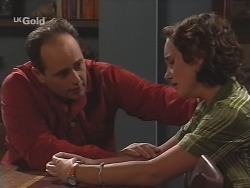 Philip Martin, Georgia Brown in Neighbours Episode 2589